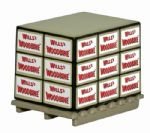 Oxford Diecast 76ACC005 Pallet/Loads Wills Woodbine (4)